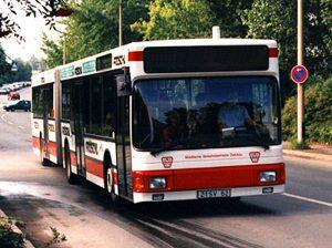 SVZ stellt Buslinien um