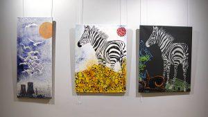 ZEBRA im Domhof – Ausstellung zum Grafiksymposium 2016
