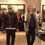 Saison Opening bei Kress Mode in Zwickau trotz eisiger Temperaturen