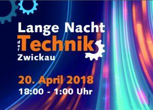 Lange Nacht der Technik in Zwickau