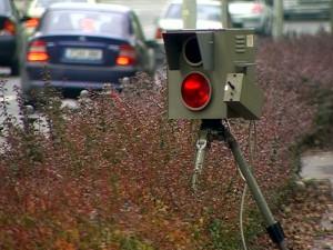 Geschwindigkeitsmessung der Stadtverwaltung Plauen für den Monat März