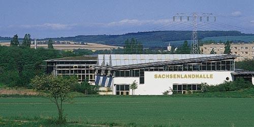 Jobbörse in der Glauchauer Sachsenlandhalle