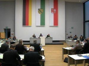 Stadtratssitzung in Zwickau