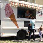 Eis-Truck nun auch in Aue