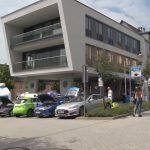 Elektromobilität beim Stadtwerke-Tag in Reichenbach
