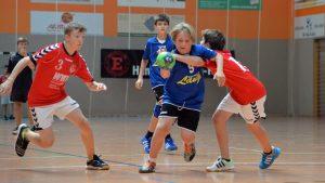 20 Mannschaften beim Einheit Junior Cup in Plauen