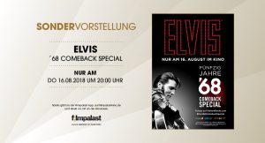 """""""Elvis: '68 Comeback Special"""" – im ASTORIA"""