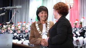 Heute vor 10 Jahren: Amtseinführung von Pia Findeiß