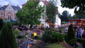 Museumsgartenfest in Werdau