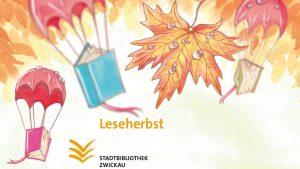 """""""Leseherbst"""" in der Stadtbibliothek"""