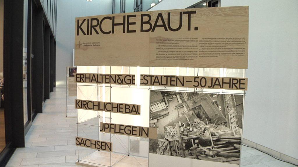 Ausstellung zu Sachsens Kirchen im Zwickauer Rathaus