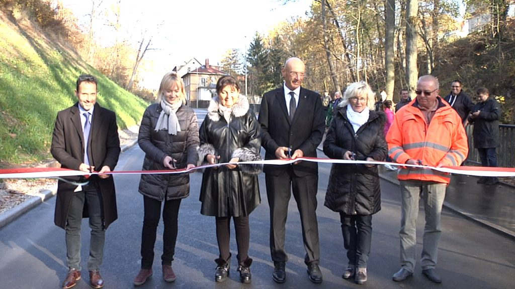 Trillerstraße in Zwickau wieder befahrbar