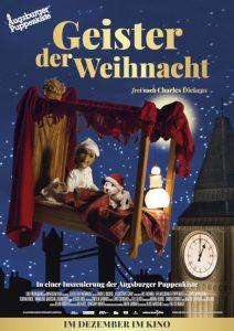 """Augsburger Puppenkiste – """"Geister der Weihnacht"""""""