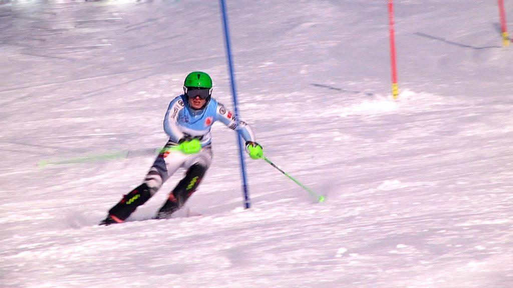 Internationales FIS Slalomrennen für Damen und Herren in Schöneck