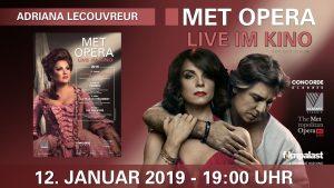 Live-Übertragung der Metropolitan Opera