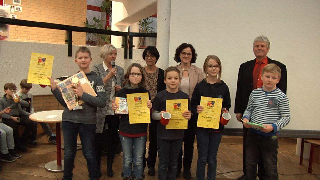 Vogtländer gewinnt Englischwettbewerb in Kirchberg