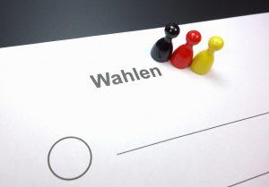 +++ Wahlhelfer gesucht +++